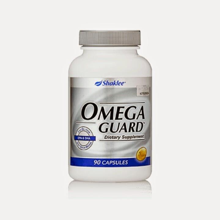 kebaikan omega guard
