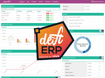 Morocco S First Open Source Erp Uses Java Ee 7 Dzone Java