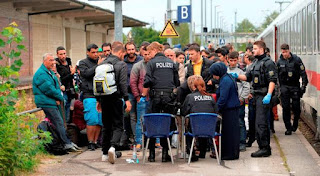 German deal to handle migrants