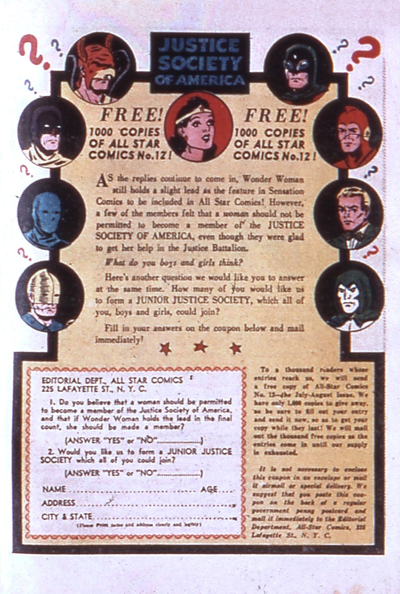Read online All-Star Comics comic -  Issue #11 - 64