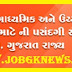Gujarat State Education Recruitment Board (GSERB) Recruitment 2017 For 2,329 Principals Vacancies Apply Now