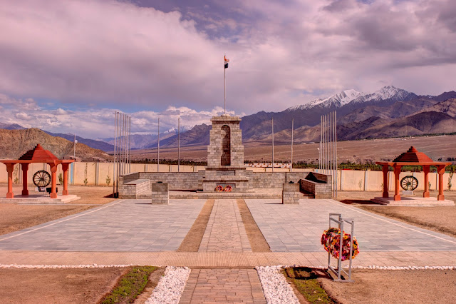 Army Museum in Ladakh