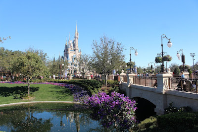 Disney World - Magic Kingdom in Orlando Florida