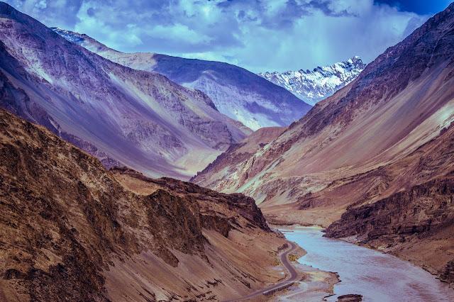 हिमालय के विस्तार वाले देश | Himalaya expansion countries