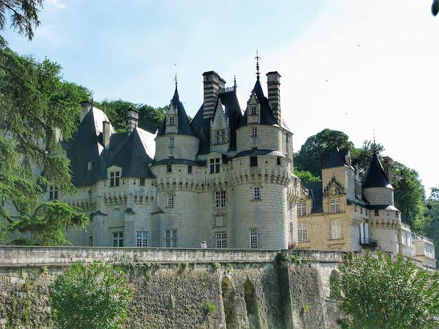 chateau usse loira francia