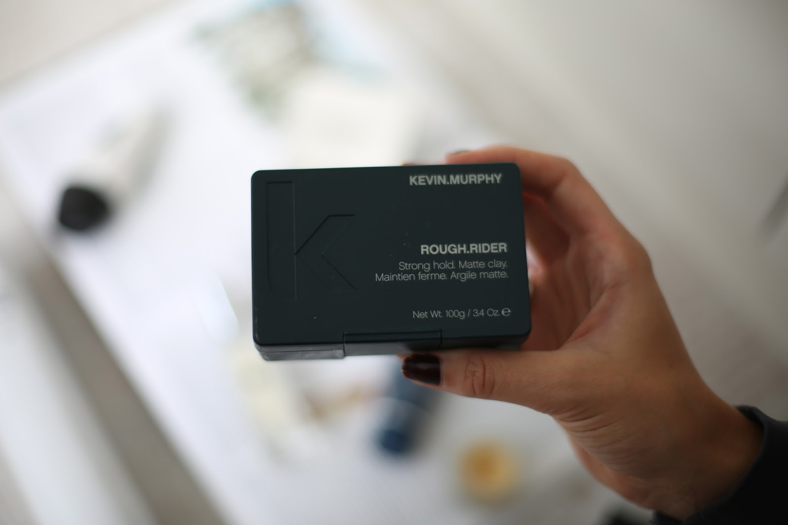 kevin murphy rough rider