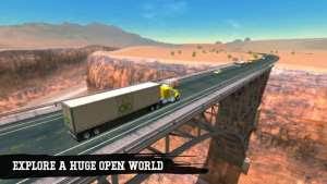 Truck Simulator 19 MOD APK