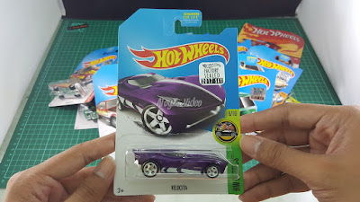 Hot Wheels Super Treasure Hunt Velocita