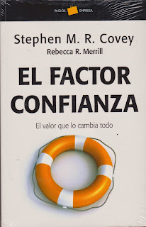 El factor Confianza Stephen Covey