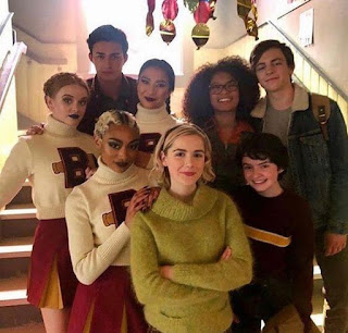 Chilling Adventures of Sabrina Oyuncuları