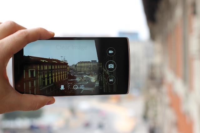 OnePlus One Camera Techdio