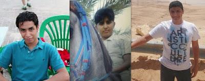 Ali al-Nimr, Abdullah al-Zaher, Dawood al-Marhoon Saudi Arabia