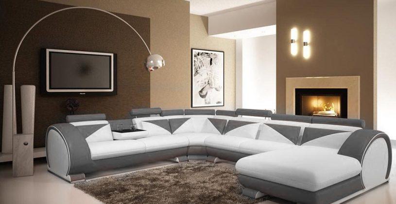 design : wohnideen wohnzimmer grau braun ~ inspirierende bilder ... - Wohnzimmer Grau Braun