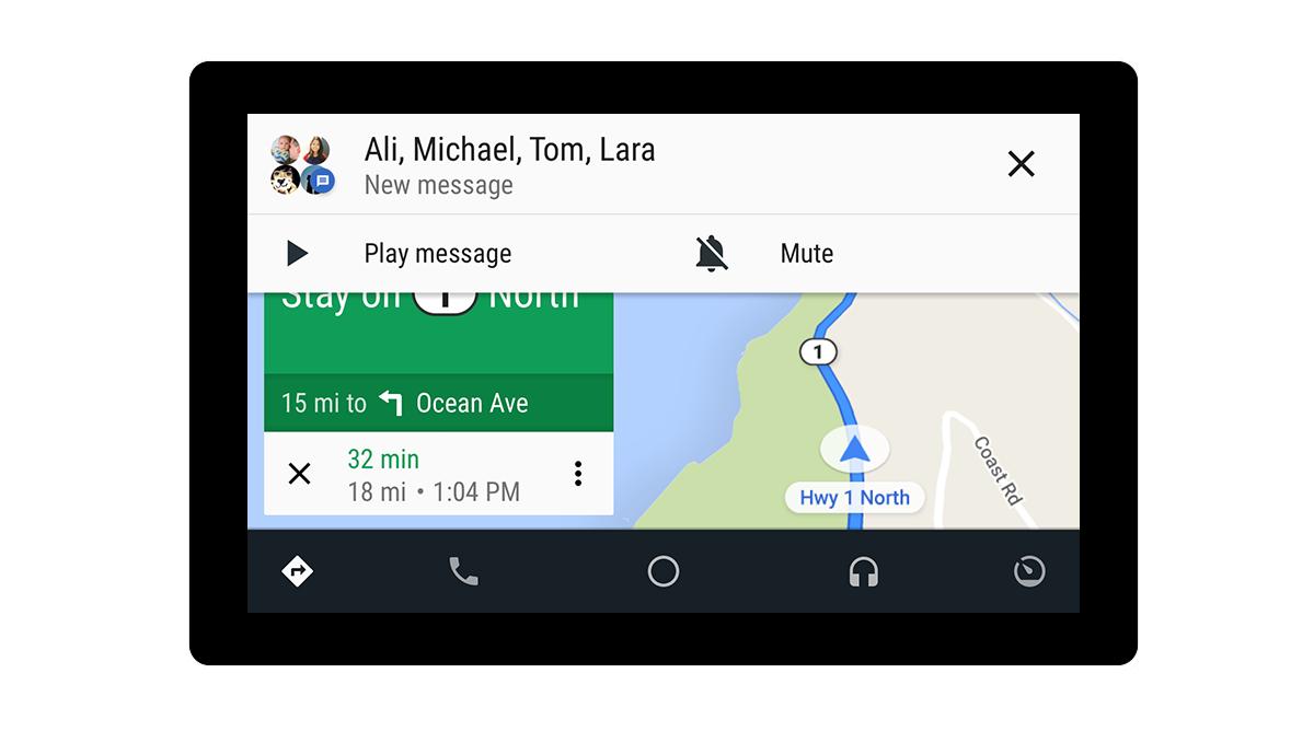 - aa group messaging - A sneak peek at Google I/O 2018