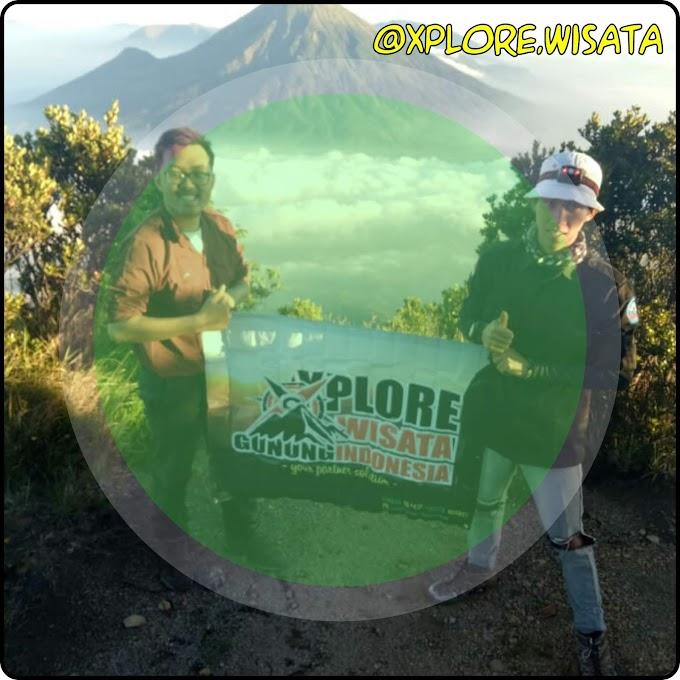 Trekking Gunung Sumbing - Senior Eksekutif