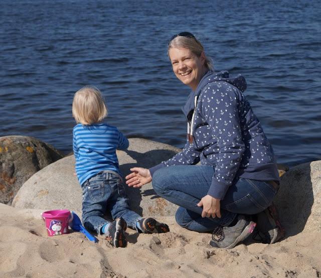 Maritime Lieblingsstücke: Kindermode von piapaul (mit Rabattcode und Verlosung) Kinder Label Mode Manufaktur hangefertigt nachhaltig regional Kollektion Unikat Küstenmami