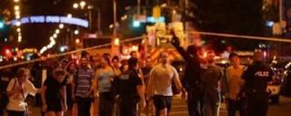 أسفر إطلاق النار في تورونتو عن مقتل شخصين وإصابة 13 آخرين