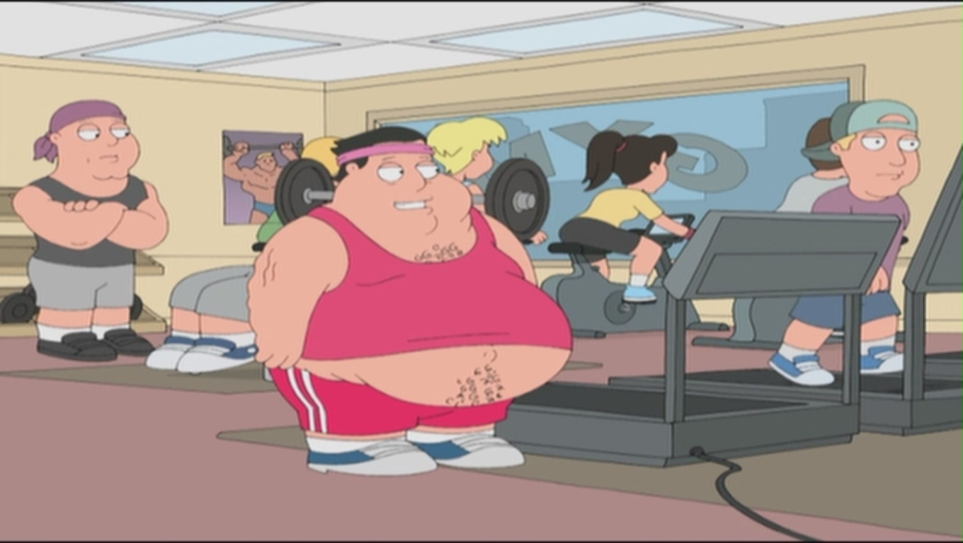 Fat People Working Out 57