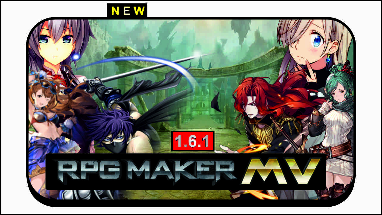 RPG MAKER MV 1 6 1
