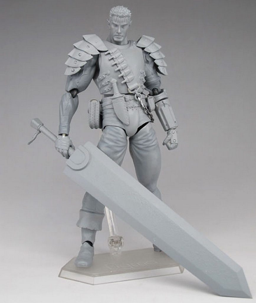 Figma Berserk Guts Black Swordsman ver. เดือน 1 ปี 2012   ข่าวของเล่นออกใหม่อัพเดท ...