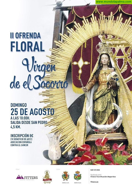 FIESTA DEL SOCORRO 2019: Ofrenda Floral