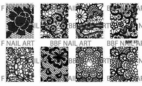Lacquer Lockdown - Loja BBF, nail art stamping blog, nail art stamping plates, lace, beauty and the beast,, sleeping beauty, malificent, sugar skulls, nail art, stamping, tattoos, roses, stained glass, new nail art stamping plates 2015, new nail art image plates 2015, diy nail art, cute nail art ideas