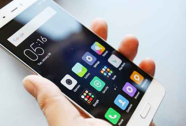 Five Smartphones With The Highest Scores