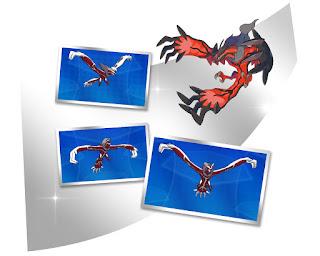 Pokémon Yveltal Variocolor