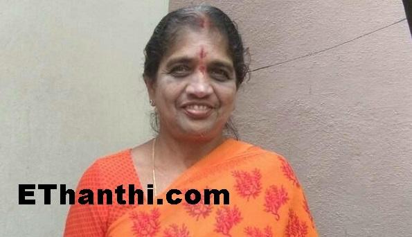 ஜெயலலிதா தாய்மையின்போது அவசரமாக வரச் சொன்னார்  - லலிதா | Jayalalithaa told me to come up with embarrassment - Lalita !