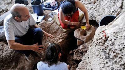 """Científicos afirma haber  encontrado  la """"fábrica"""" más antigua del mundo"""