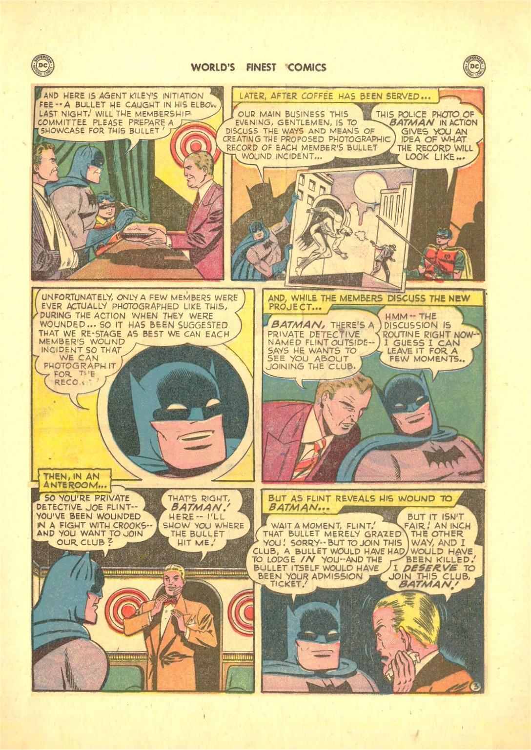 Read online World's Finest Comics comic -  Issue #50 - 65