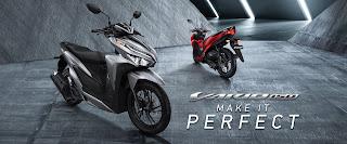 Honda New Vario 150 tahun 2018
