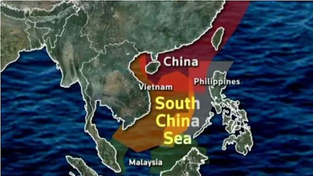 WAR GAMES IN SOUTH CHINA SEA: 6 Countries Participated To Show Their Power Against China