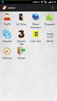Cara Login Aplikasi Java Pay Agar Bisa Transaksi Pulsa di Server JvPulsa.com