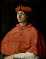 Rafael Sanzio Retrato de cardenal