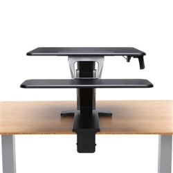 Sit To Stand Desktop Attachment