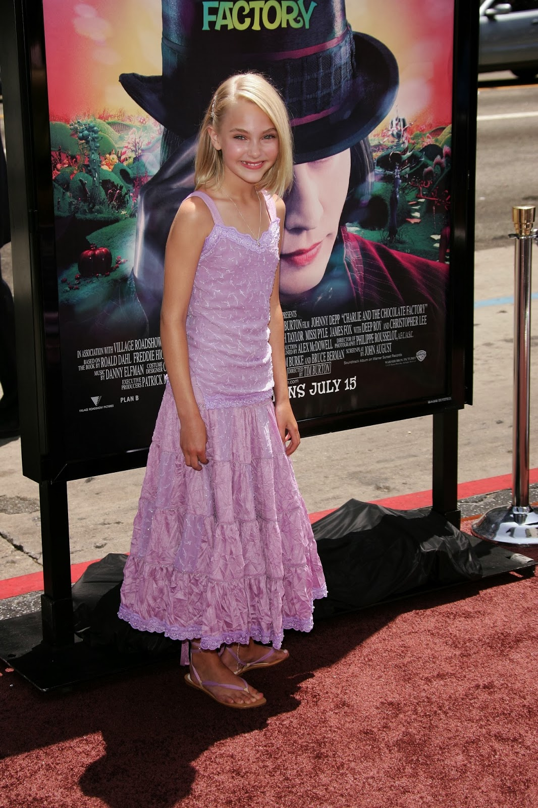 Red Carpet Dresses Annasophia Robb Quot Charlie And The
