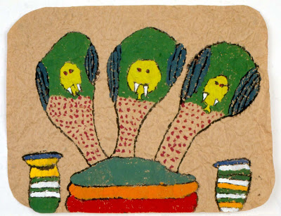cfb3a5c439056 Art for Small Hands: Painting - Amate Bark Paintings