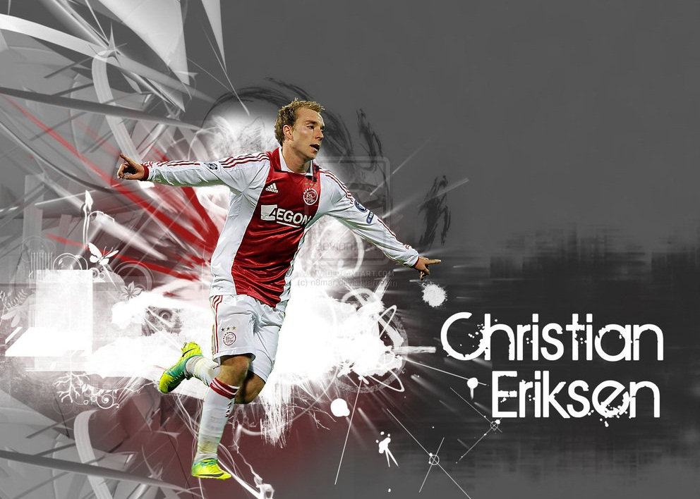 Christian Eriksen 2013 Wallpapers