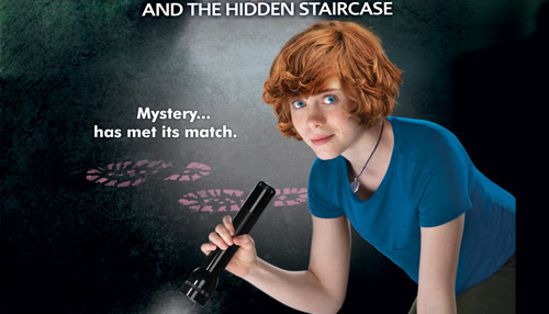 Nancy Drew and the Hidden Staircase Arrives in Theaters March 15: Celebrate with a Blog App and Swag Pack Giveaway!