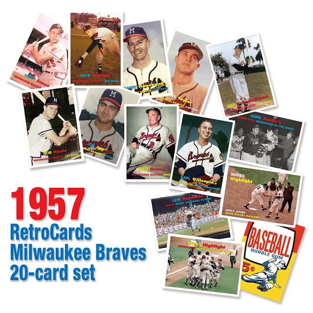 Topps baseball vintage cards  1957