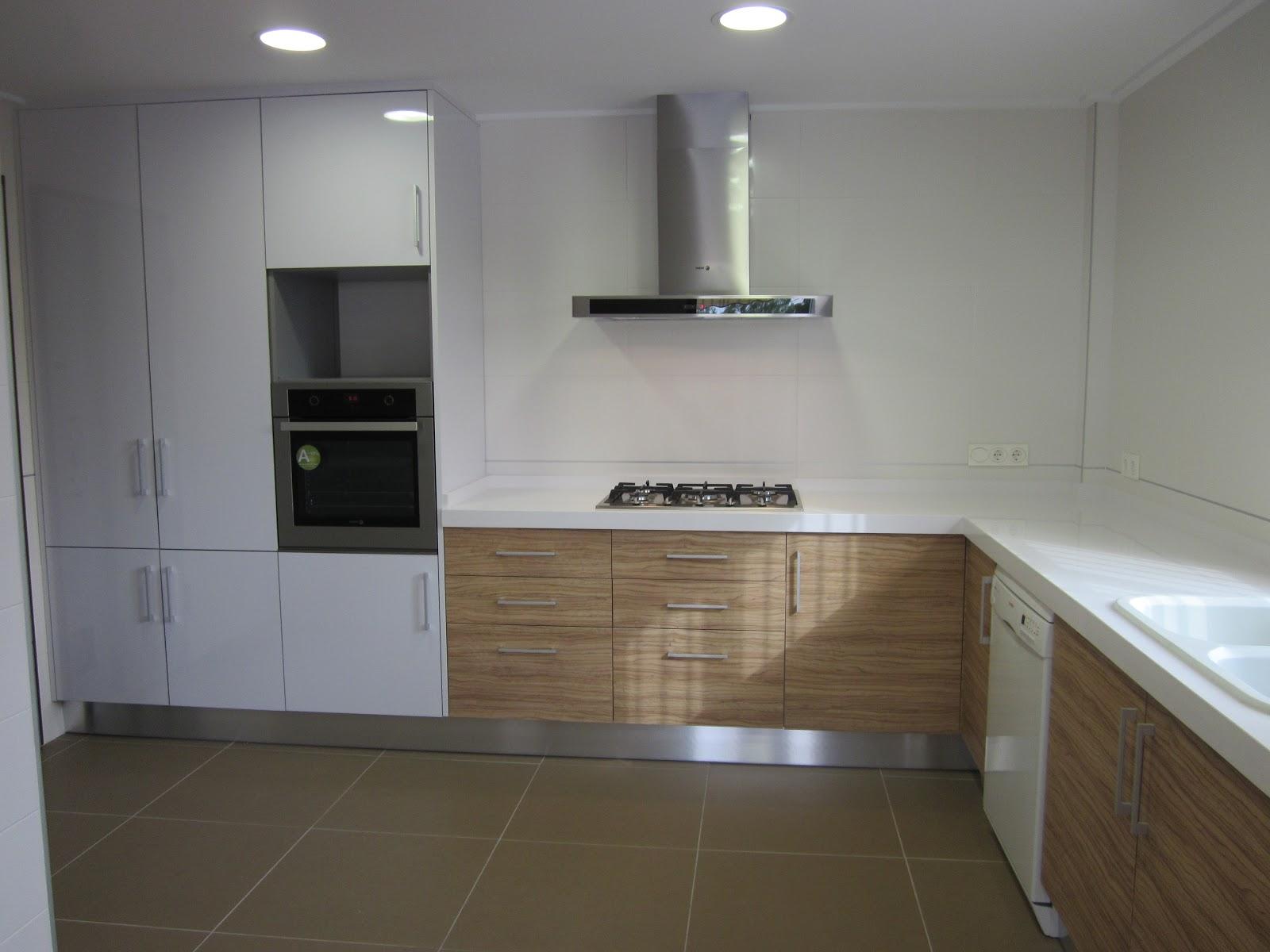 Habitania construcciones y reformas reformas cocinas - Amueblamiento de cocinas ...