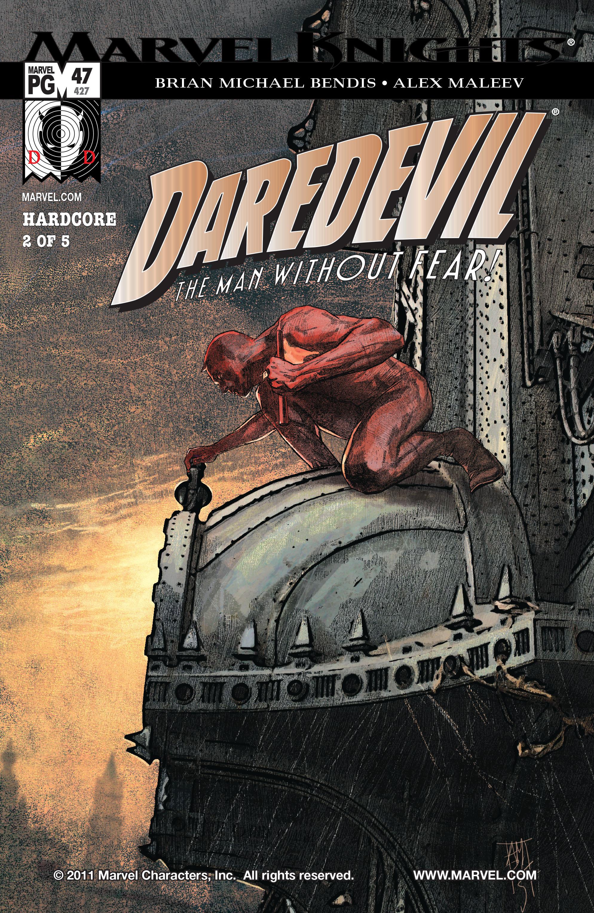 Daredevil (1998) 47 Page 1