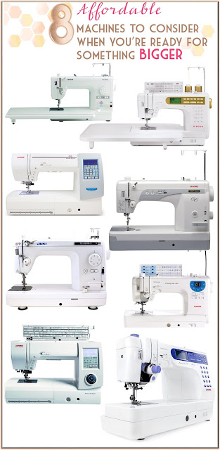 Sew At Home Mummy Looking For A Larger Sized Sewing Machine 40 Adorable 11 Inch Throat Sewing Machine