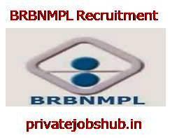 BRBNMPL Recruitment