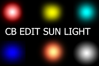 CB EDITING ALL SUN LIGHT PNG ZIP FILE DOWNLOAD