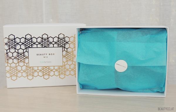 revue avis test lookfantastic beauty box novembre 2015