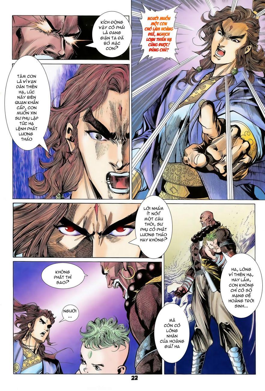 Đại Đường Uy Long chapter 73 trang 22