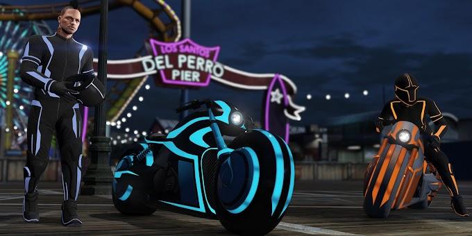 لعبة Grand theft auto 5 تجلب دراجات جديدة