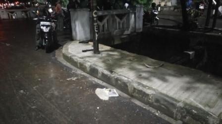 PLN Kaget Tiang Listrik yang Ditabrak Novanto Masih Berdiri Tegak